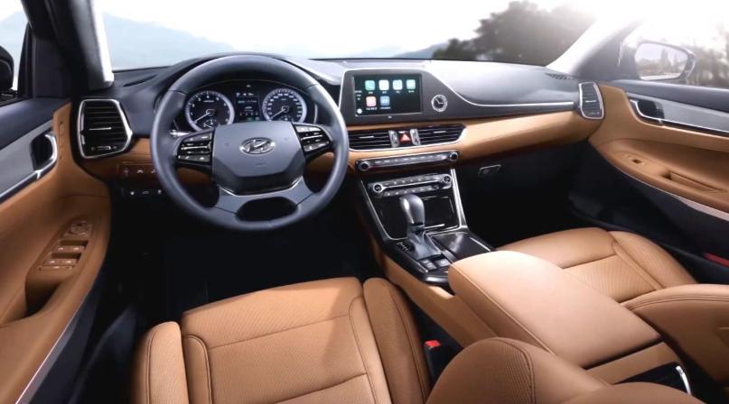2020 Hyundai Azera