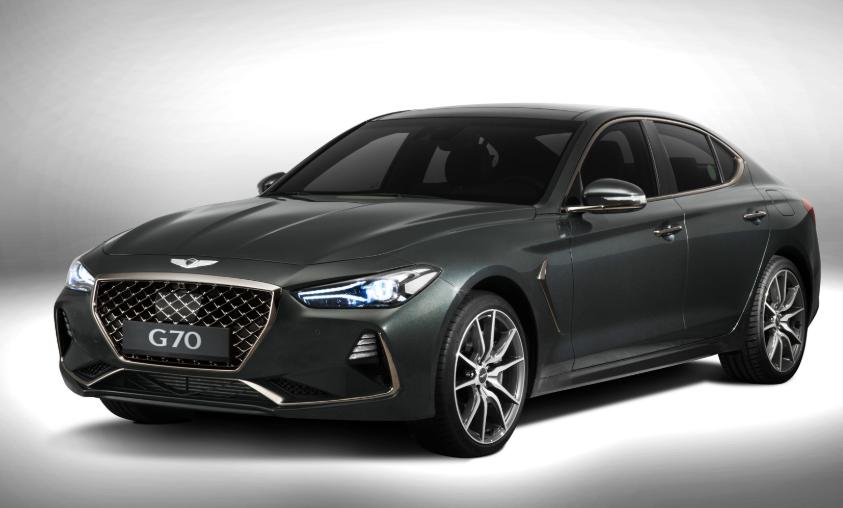 2019 Hyundai Genesis