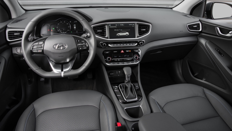 2019 Hyundai Ioniq Limited2 2019 Hyundai Ioniq Limited Colors, Release Date, Redesign, Price