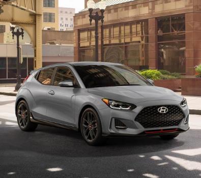2019 Hyundai Veloster 2.0 Premium