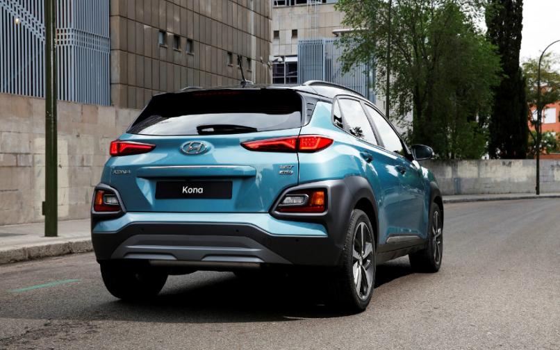 2020 Hyundai Kona EV3 2020 Hyundai Kona EV Colors, Release Date, Redesign, Price