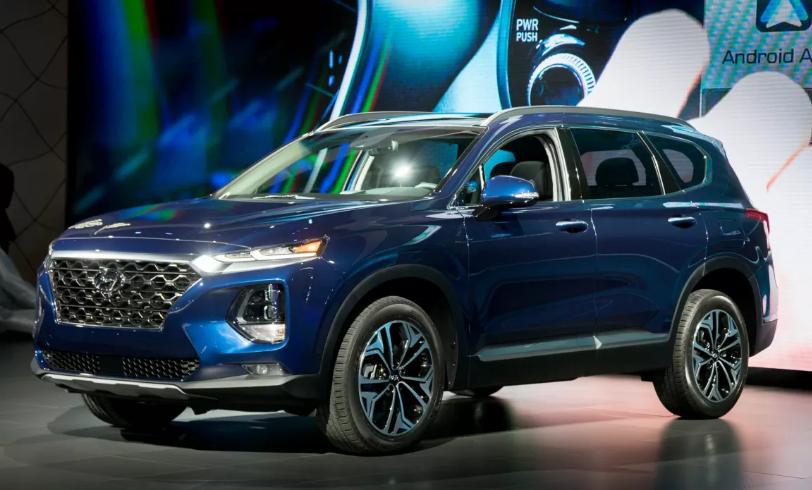 2020 Hyundai Santa Fe Release Date Changes 2020 Hyundai