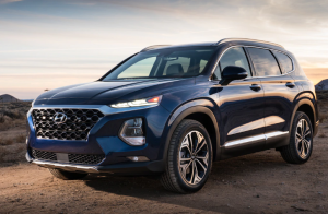 2020 Hyundai Santa Fe SEL Plus