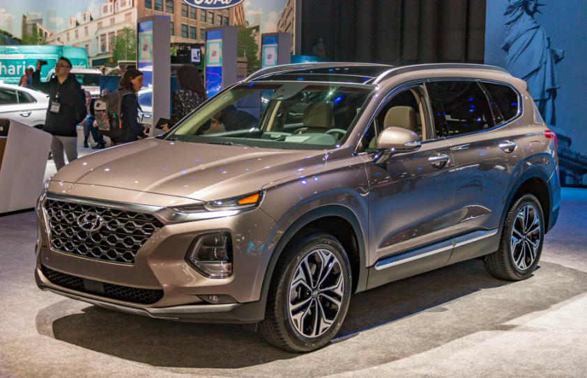 2020 Hyundai Santa Fe Suv Redesign Price And Release Date 2020