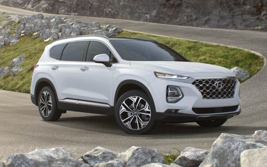 2020 Hyundai Santa Fe Ultimate SUV
