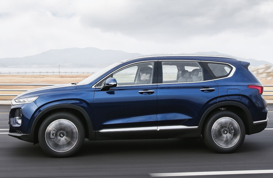 2020 Hyundai Santa Fe Colors Release Date Redesign Price 2020