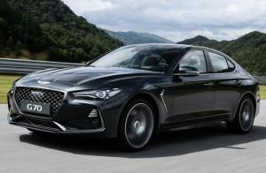 2020 Hyundai Genesis G70