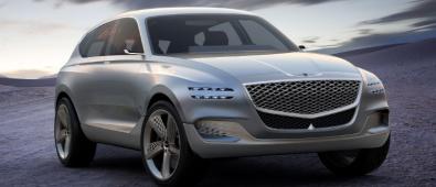 2020 Hyundai Genesis SUV
