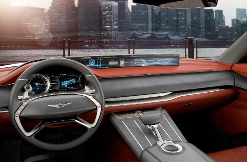 2020 Hyundai Genesis SUV2 2020 Genesis G80 SUV Release Date, Price, Interior, Specs