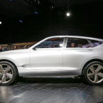 2020 Hyundai Genesis SUV3 150x150 2020 Genesis G80 SUV Release Date, Price, Interior, Specs