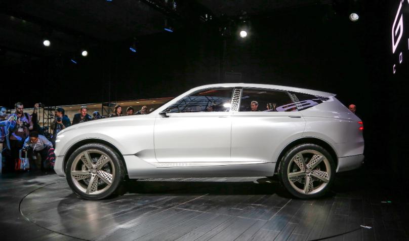2020 Hyundai Genesis SUV3 2020 Genesis G80 SUV Release Date, Price, Interior, Specs