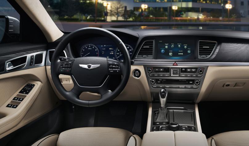 2020 Genesis Sedan