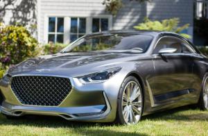 2020 Hyundai Genesis Sport
