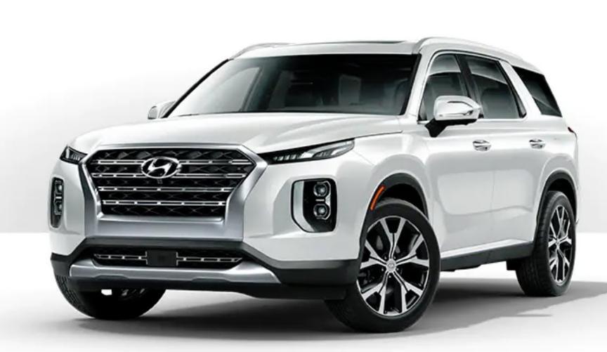 2020 Hyundai Palisade Suv Release Date Redesign Price 2020 Hyundai