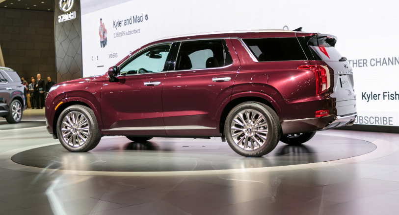 2020 Hyundai Palisade Suv Colors Release Date Redesign Price