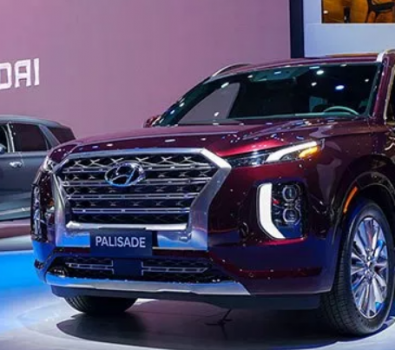 2020 Hyundai Palisade SUV7