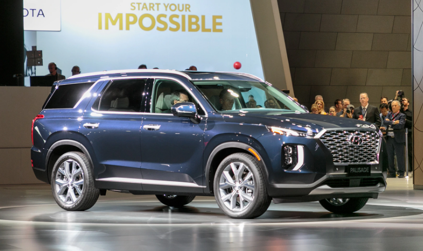 2020 Hyundai Palisade Release Date, Interior. Specs, And Price >> 2020 Hyundai Palisade Reviews Colors Interior Release And Price