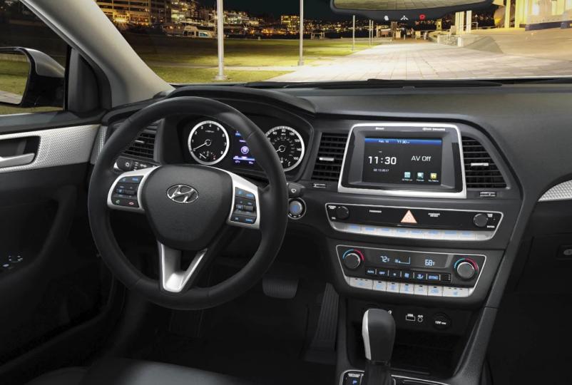 2020 Hyundai Sonata Eco