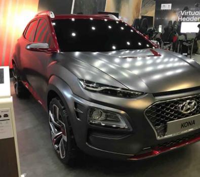 2020 Hyundai Kona EV