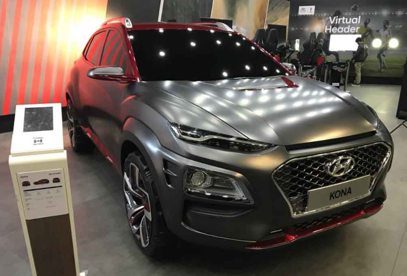 2020 Hyundai Kona Ev Colors Release Date Interior Price