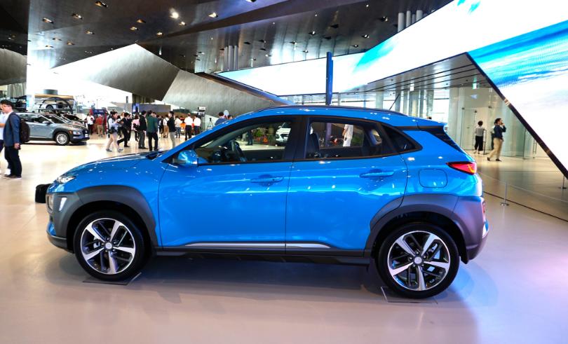 2020 Hyundai Kona SE Sport
