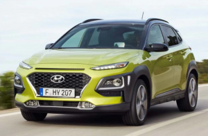 2020 Hyundai Kona Sports