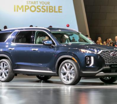 2020 Hyundai Palisade Reviews, Colors, Interior, Release ...