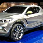 2020 Hyundai Santa Cruz Truck