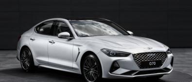 2020 Hyundai Genesis G70 3.3t