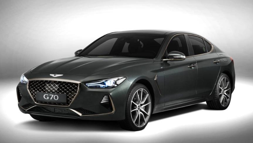 2020 Hyundai Genesis G70 2020 Genesis G70 Coupe Reviews, Specs, Price