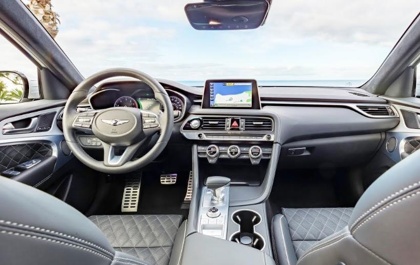 2020 Hyundai Genesis G702 2020 Genesis G70 Coupe Reviews, Specs, Price