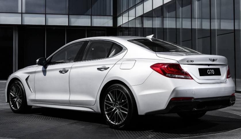 2020 Hyundai Genesis G703 2020 Genesis G70 Coupe Reviews, Specs, Price