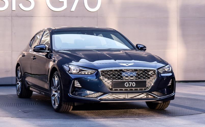2020 Hyundai Genesis G70 Specs, Interior, Price | 2020 Hyundai