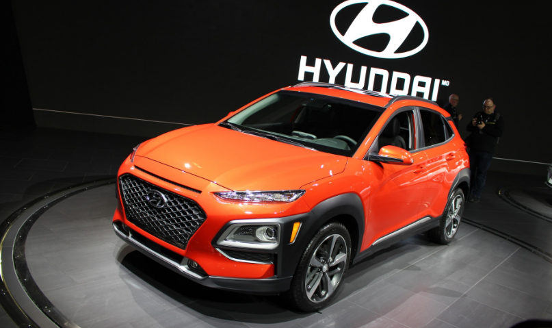 2020 Hyundai Kona Canada Release Date Colors Changes