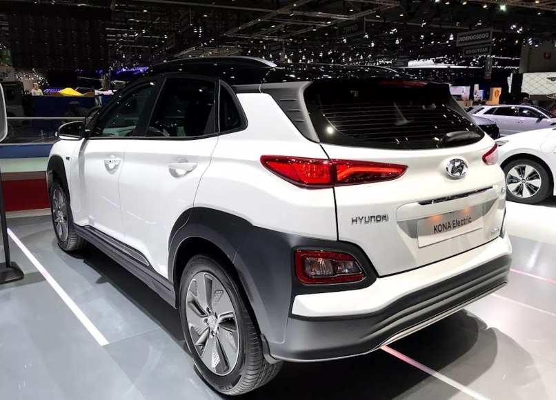 2020 Hyundai Kona Electric3 Electric Colors Release Date Awd