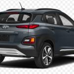 2020 Hyundai Kona SEL3 150x150 2020 Hyundai Kona SEL Exterior Color Options