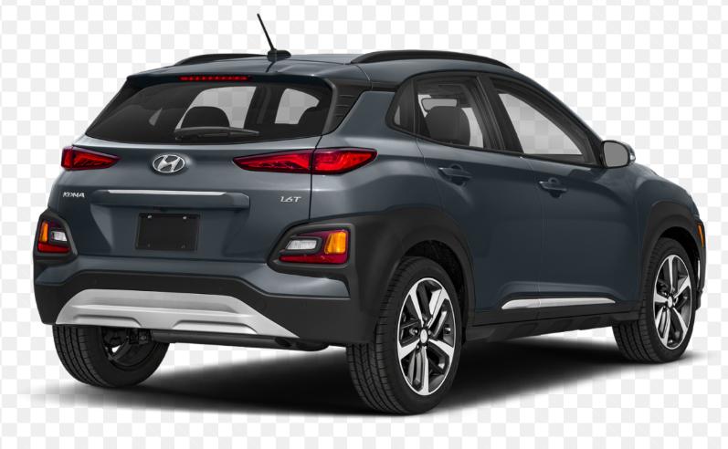 2020 Hyundai Kona SEL3 2020 Hyundai Kona SEL Exterior Color Options
