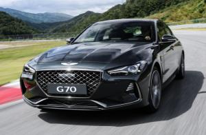 2020 Genesis G70 2.0T