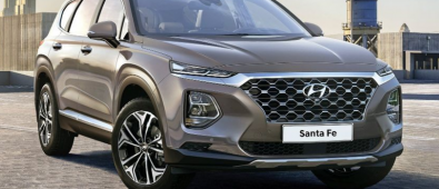 2020 Hyundai Santa Fe Sel Plus 2.4