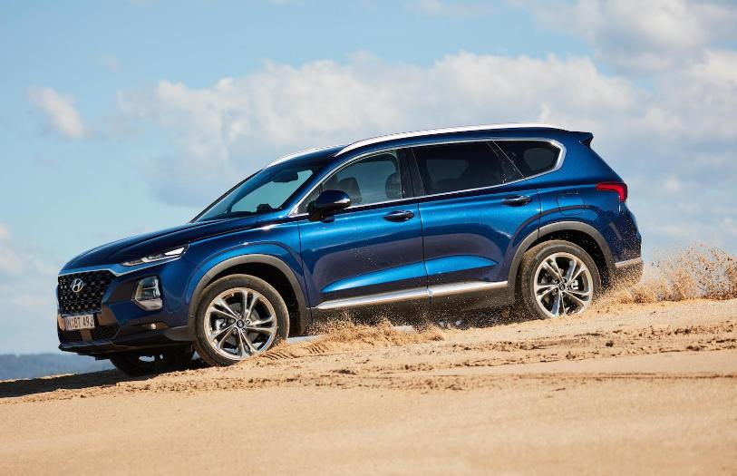2020 Hyundai Santa Fe Sport