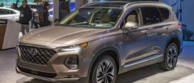 2020 Hyundai Santa Fe Ultimate 2.0
