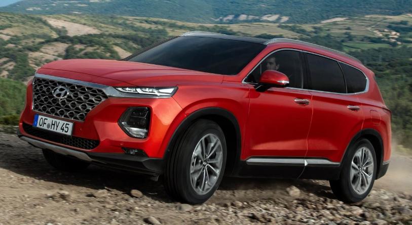 2020 Hyundai Santa Fe Xl 2020 Hyundai