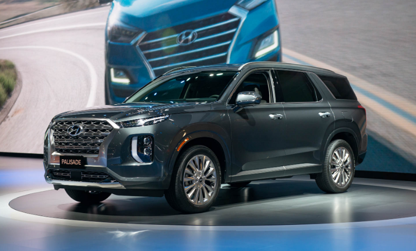 2020 Hyundai Palisade Release Date, Interior. Specs, And Price >> 2020 Hyundai Palisade Sunroof Release Date Colors And