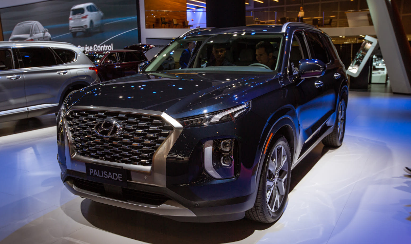 2020 hyundai palisade turbo colors and changes | 2020 hyundai