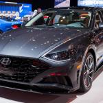2020 Hyundai Sonata Limited 2.0T