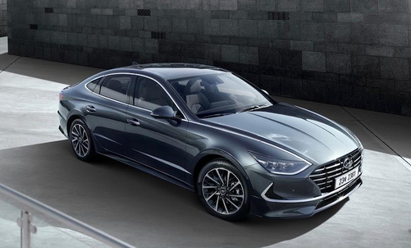 2020 Hyundai Sonata Sport
