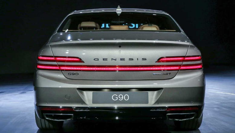 2020 Genesis G90 Release Date3 2020 Genesis G90 Release Date, Price