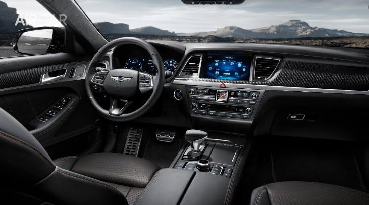 2020 Genesis G80 Sport2 2020 Genesis G80 Sport, Interior, Release Date, and Price