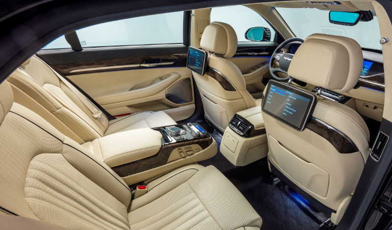 2020 Genesis G902 2020 Genesis G90 Interior, Changes, Specs Price