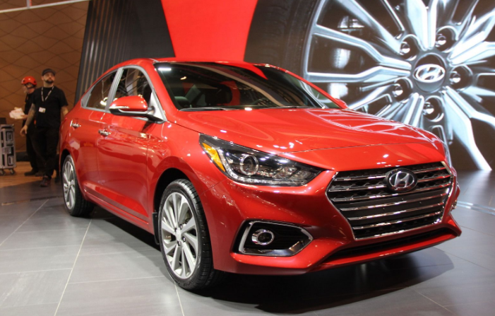 2020 Hyundai Accent 2020 Hyundai Accent Price, Review, Specs